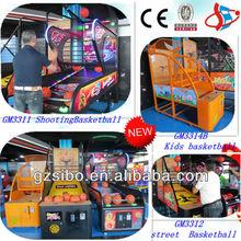 GM33 kids games electronic basketball game