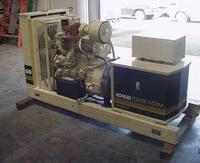 60 Kw Kohler Diesel Generator