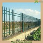 Powder Coated Plus Galvanized Composite Fence Panels