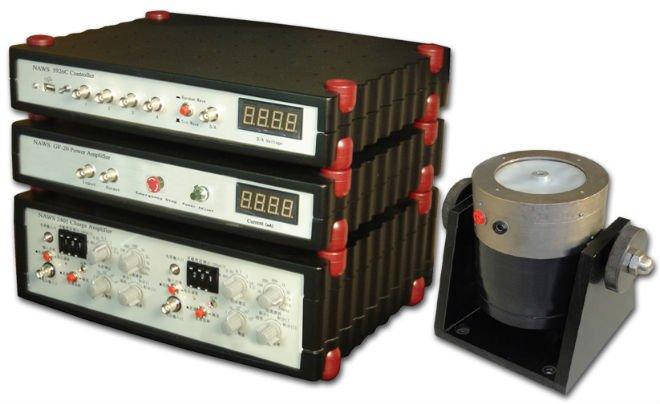 Naws-5926c acelerómetro de calibración del sistema