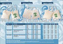 Organic Eco friendly Hemp shooping bag