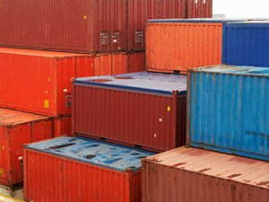 Dry cargo containers 20 feet 40 feet