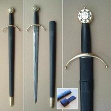 ENGLISH MEDIEVAL KNIGHT SWORD