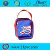 pvc golf ball packing piping handle bag