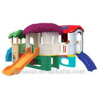 HL-03038 Cheap Children Large Indoor Plastic Slide