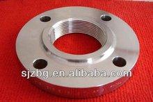 BG asme b 16.5 standard high pressure slip on flange class