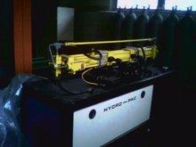 Press For Hot Izostatick Pressing HIRP12/46-300-200-Gazostat