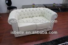 S-073 high quality white diamond sofa