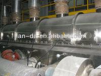 Boracic acid vertical fluid bed dyer