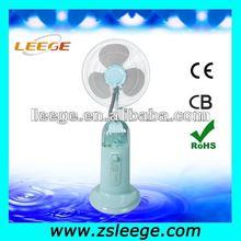 Summer cooling you water mist fan/indoor misting fan/ water fan