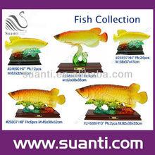 Polyresin pet fish