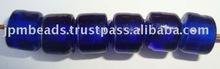 Drum Glass Beads GBDRMS-036