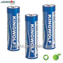 AA alkaline battery 1.5v 2100mAh LR6 AA battery