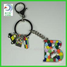 metal keychain/ key chain/ laser engraving metal keychain