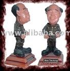 Mao Tse-Tung DOLL - 2.95 inches tall (7.5 cms)