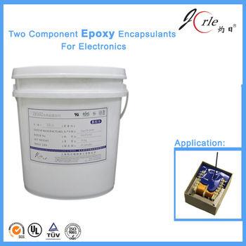 Durable epoxy glue for plastic