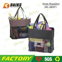 Custom Eco Nylon Mesh Shopping Bag DK-AE071