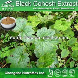 Black Cohosh Root P.E. 4:1 ~ 20:1 - NutraMax Supplier