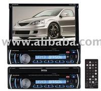 "BOSS BV9984B 7"" TOUCHSCREEN DVD/CD Car Player Bluetooth"