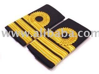 Commander Loops, Soft Shoulder Board, Shoulder Board, Shoulder Strips, Rank Slider, Shoulder Slider