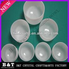 Quartz Crystal Singing Bowls Music Bowls CSB088