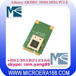 for Atheros AR5B91 300M Mini PCI-E ar9281 chip wireless card
