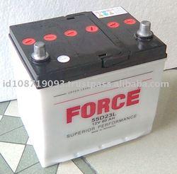 55D23L/R Dry 12 Volt Battery