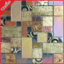 New Design Glass Mosaic Special for Wall
