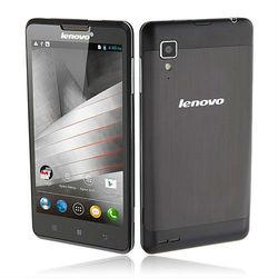 Lenovo P780 Smartphone MTK6589 Android 4.2 5.0 Inch Gorilla Glass Screen 3G GPS OTG