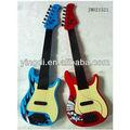 Brinquedo das crianças brinquedos guitarra elétrica definir instrumentos musicais guitarras