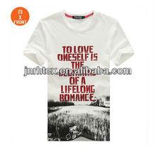 white fasion brand t-shirts