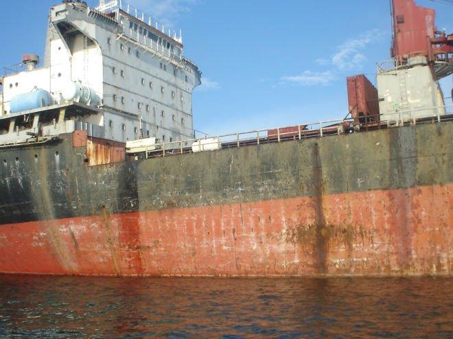 MV COBALT TRANSPORT ( OLD SHIP)
