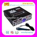 Fm amplificador de transmissão para dvd YT - K03 com usb / sd / fm