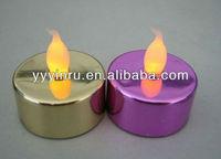 YINRU-Hot sale low price led solar candle light