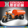 Dinghao 4 wheel electric motorcycle/ tricycle baskets
