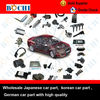 Best saling high performance customize full set of korean car spare parts