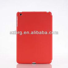 Convenient design strickproof cover pc case for ipad mini