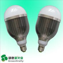 18w LED flash light bulb E27 ce&rohs shenzhen AC85-265V greenfirefly hot selling