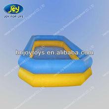 Personalizado inflável piscina funda, Piscina intex