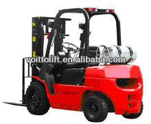 LPG/Gasoline Forklift,new toyota forklift price