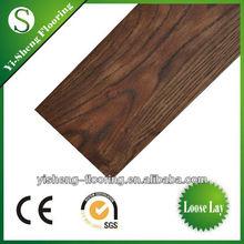 hot sale Interlock waterproof pvc vinyl floor plank