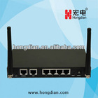 Dual SIM Wireless 3G Router with wifi and GPS optional