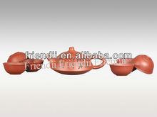 Traditional yixing zisha purple clay teapot