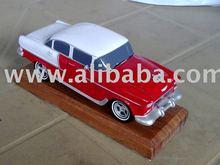 Chevrolet Wooden Model
