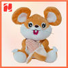 Most marketable exquisite novel brown mouse plush mouse stuffed plush toys in china shenzhen OEM