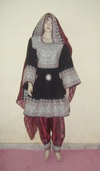 Afghani Wedding Dress