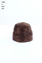 syntetic hair buns