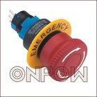 ONPOW emergency stop switch(LAS1-A 22mm Series,Dia.22mm,CE,ROHS,REECH,IP40,IP65)