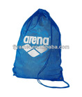 drawstring net bag /customized logo
