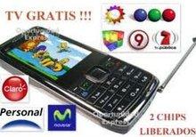 Celular E71 tv